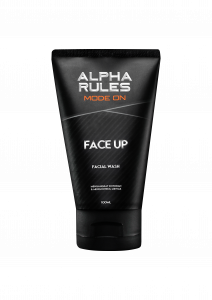 Alpha Rules Face Up Face Wash